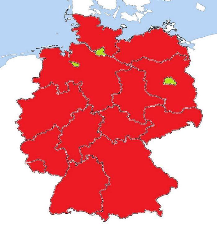 strompreiserhoehungen deutschland 2019 aa - In 13 von 16 Bundesländern wurden Preiserhöhungen verkündet