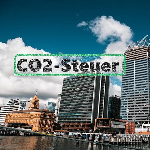 Co2 V - Co2-Steuer