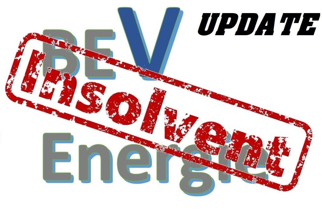 bev update a - BEV - Insolvenzverfahren eröffnet