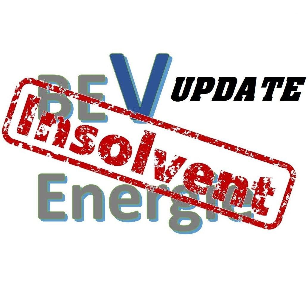 bev update v 1 - BEV - Insolvenzverfahren eröffnet