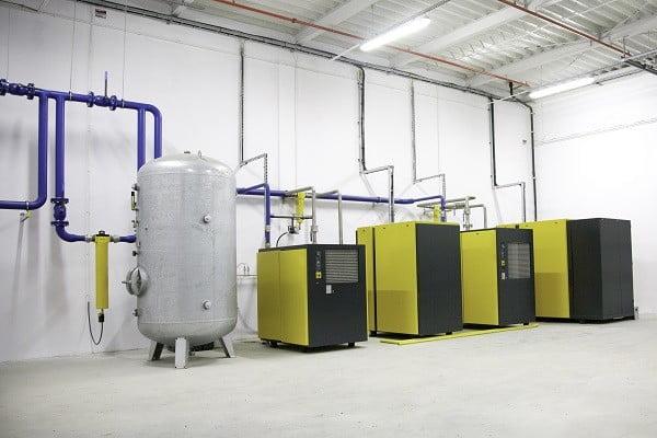 Energieaudit Kompressoren Energiekostenmanagement - Energieaudit